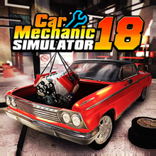 Car Mechanic Simulator 18