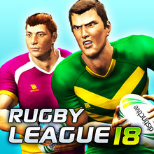Rugby League 18