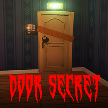 THE DOOR-SECRET NEIGHBOR
