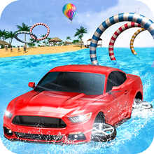 WaterSlide Car Uphill Rush Pro