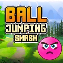 Ball Jumping Smash
