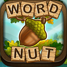 Word Nut: Word Games Crossword