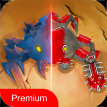 Spore Monsters.io 3D Premium