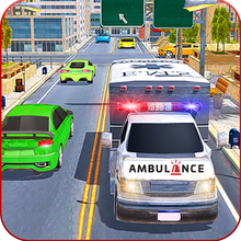 Ambulance Parking Simulator 3D