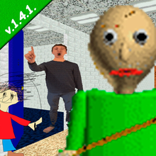 Baldis Basics Education School