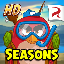Angry Birds Seasons HD