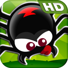 Greedy Spiders HD Free