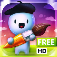 Draw Mania HD Free (ex Charadium)