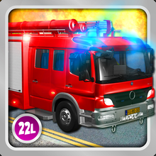 Kids Vehicles Fire Truck games