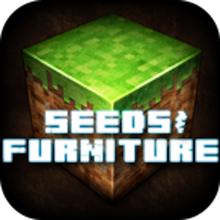 Seeds & Furniture for Minecraft: MCPedia Gamer Community! Ad-Free