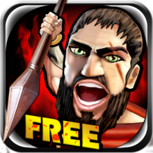 Spartans VS Zombies Defense FREE