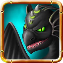 Dragon War: Dragons Fighting & Battle game
