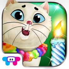 Kitty Cat Birthday Surprise: Care, Dress Up & Play