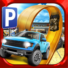 Monster Truck Parking Game АвтомобильГонки