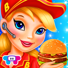 Burger Star - Super Chef Adventures