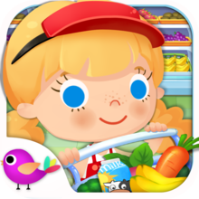 Candy's Supermarket - Kids Educational Games