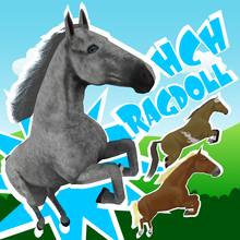 Hill Cliff Horse - Online