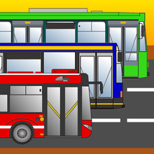 Bus Simulator 2D Premium - City Driver - Virtual Driving Game