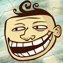 Troll Face Quest Unlucky