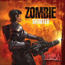 Zombie Shooter - Заражение