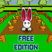 Rabbit 3D Free Edition