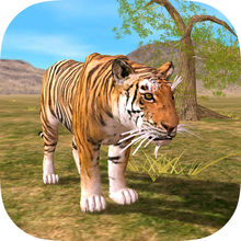 Tiger Adventure 3D Simulator Pro