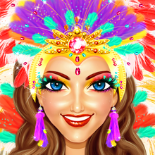 Star Girl Carnival Makeover - Beauty Salon