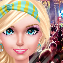 Little Miss Party Girls - Music Festival Salon