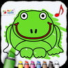Animal Coloring Book for Kids (by Happy-Touch)