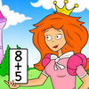 Math Dots(Fairy Princess) - Connect The Dot Puzzle Game/ Flashcard Drills App for Addition & Subtraction