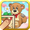 Amusing Kids Puzzles - cute scenes for kids, toddlers and families