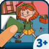 Games for Girls - Puzzle with 9 pieces (3+)