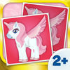 Apps for Girls - Pony Match it Game Free (2+)