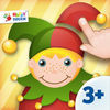 Animated Toys - Puzzle app for toddlers (by Happy Touch Kids Games®)