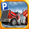 Ice Road Trucker Parking Simulator Games