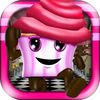 3D Cupcake Girly Girl Bakery Run Game FREE
