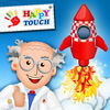 A Funny Rocket Constructor by Happy-Touch® Pocket