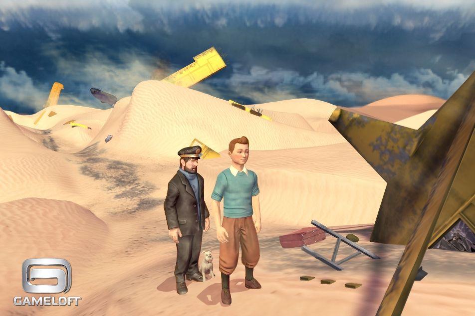 Нет Русского Языка The Adventures Of Tintin Android